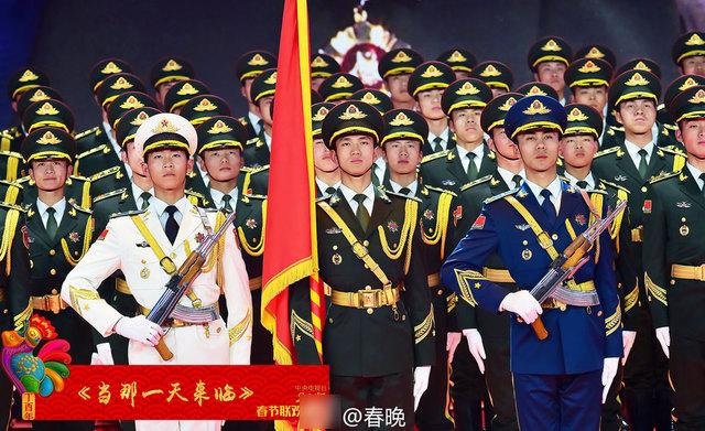 歌曲《当那一天来临》,领唱:张英席、霍勇、刘和刚、师鹏、汤子