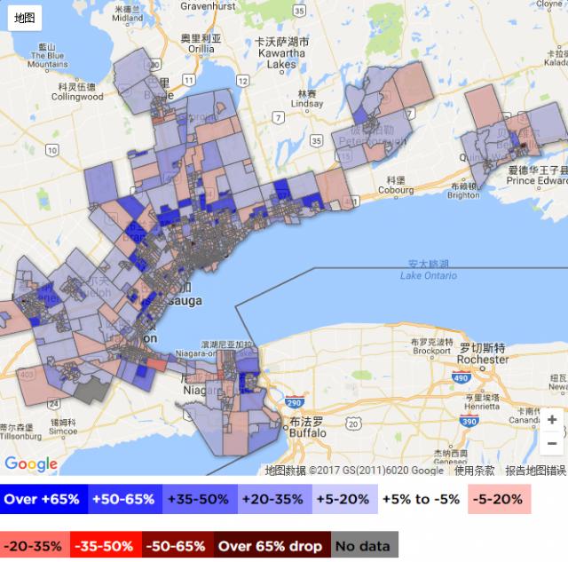 多伦多中心人口增长惊人 大量修公寓是解决途径